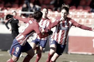 El Atlético de Madrid recupera sensaciones y mete presión al Barça