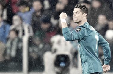 Cristiano, elegido mejor jugador ante la 'Juve'