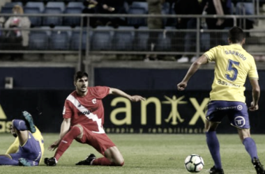 El Sevilla Atlético no levanta cabeza ante el Cádiz