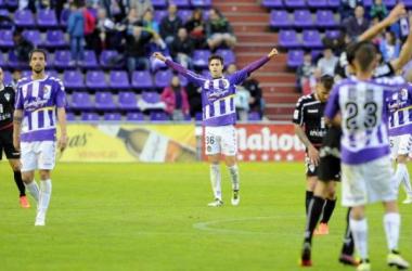 Real Valladolid - Albacete Balompié: puntuaciones del Real Valladolid, jornada 38