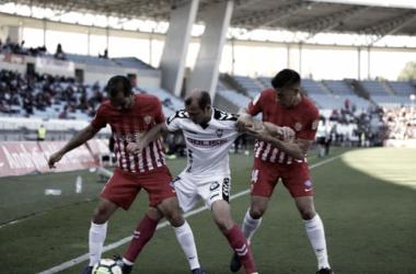 UD Almería - Albacete: puntuaciones UD Almería, LaLiga1 2 3, jornada 35