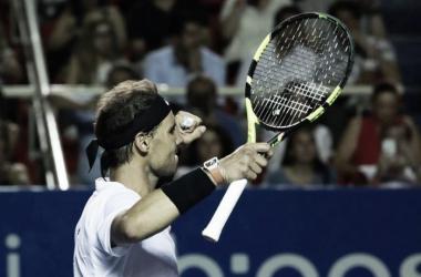 """Rafael Nadal: """"Estoy feliz, haciendo lo que me gusta"""""""