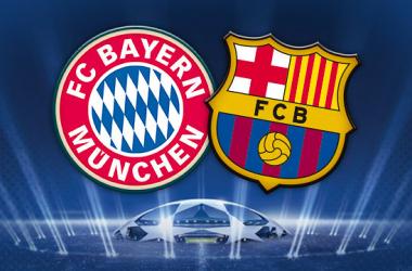 Bayern de Munique x Barcelona: Dos melhores, quem será o melhor?
