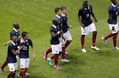 France - Honduras : que ça commence !