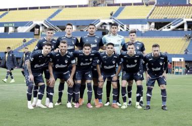 Fecha 12- Torneo Primera Nacional- ZONA A. Atlanta 0- Quilmes 0