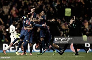 A histórica noite do Barcelona ainda dá que falar.