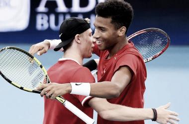 Shapovalov brilha e Canadá supera Alemanha de virada; Austrália segue invicta na ATP Cup