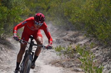 El equipo de AR Pro cycling, en busca de la plaza olímpica para representar a México