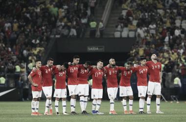 Chile, la actual campeona sudamericana | Fotografía: ANFP