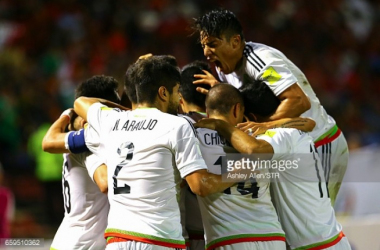 Mexico keeps the unbeaten run after 4 matches