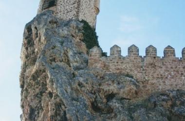 Torreón del Castillo de Frías (Burgos). Imagen: AlmaLeonor