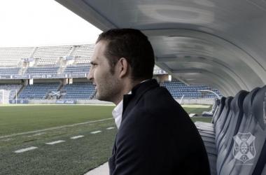 """Rubén Baraja: """"Los jugadores han hecho un magnífico encuentro"""""""