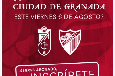 Fotomontaje: Granada CF