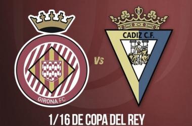 Cartel del encuentro | Cádiz CF