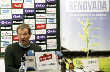 """Ángel Viadero: """"Con ganas de empezar a competir"""""""