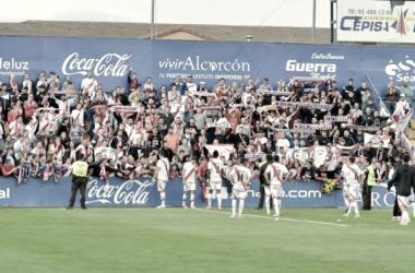 Resultado del sorteo de las entradas para Alcorcón / Foto: Rayo Vallecano