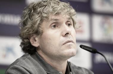 """Iker Dorronsoro: """"Siempre queremos ganar, pero no ha podido ser"""""""