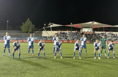 El CE Sabadell venció en Can Misses (0-2) y logró su pase a segunda ronda de la Copa del Rey | Foto: CE Sabadell FC