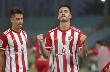 UD Almería - Girona CF: puntuaciones de la UD Almería en la 6ª jornada de Liga Smartbank