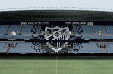 Estadio de La Rosaleda / Foto: Málaga CF