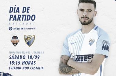Previa CD Castellón Vs. Málaga CF