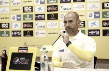 """Paco Jémez: """"Hasta que no encuentre la fórmula, voy a seguir buscando"""""""