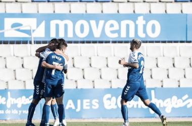 El Sabadell ahuyenta a sus fantasmas y renace ante la UD Las Palmas (3-1)
