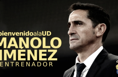 Manolo Jiménez | Foto: www.udlaspalmas.es