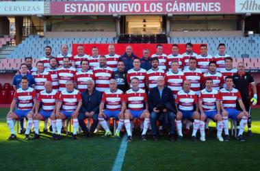 Veteranos del Granada CF / Foto: Granada CF