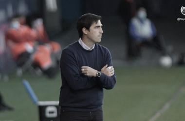 "Andoni Iraola: ""Creo que ha sido una derrota merecida"""