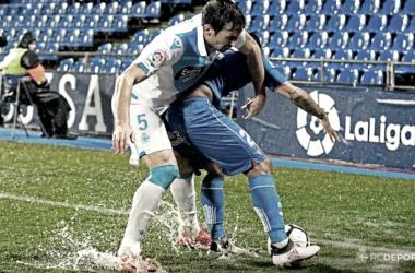 Análisis Getafe - Deportivo: tocados y casi hundidos
