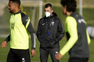 """Diego Martínez: """"El reto está en adaptarnos"""""""