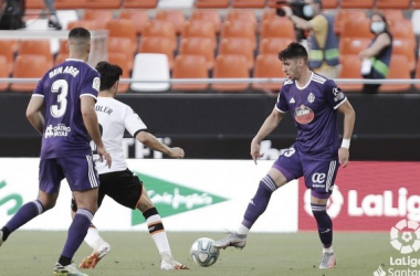 Derrota agridulce en Mestalla ante un Valencia poco convincente