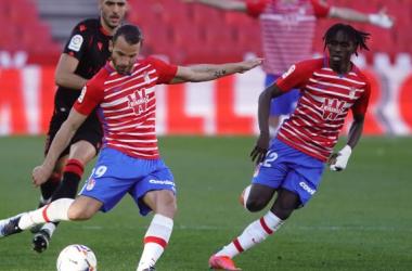 Roberto Soldado llega a los 300 partidos en LaLiga