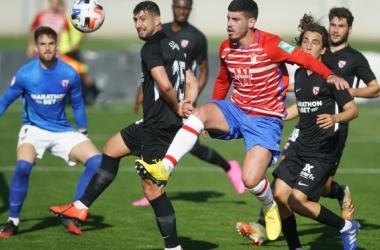 Sevilla Atlético - Recreativo Granada: duelo de filiales con urgencias