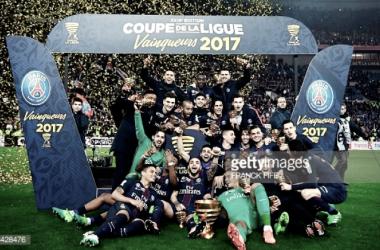 PSG vence o 1º troféu da época.
