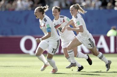 Gols e melhores momentos de Alemanha x Suécia pela Copa do Mundo de Futebol Feminino (1-2)