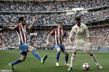 Real e Atlético empatam no derby de Madrid.