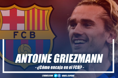 ¿Dónde encaja Griezmann en este Barça?