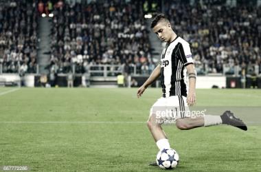 A lição táctica da Juventus diante o Barcelona.