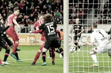 Resumen RB Leipzig 1-0 Bayer Leverkusen en Bundesliga 2017