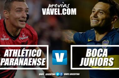 Previa Athletico Paranaense - Boca Juniors: el Xeneize pone primera en los Octavos de Copa