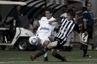 Último enfrentamiento entre ambos 15/3/2021- Quilmes 1- Deportivo Riestra 0