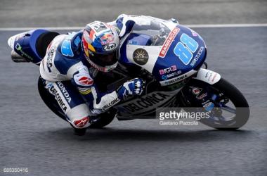 Moto3: Martin gains pole after Bulega's lap cancelled