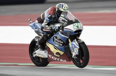 Moto2, Austria: Morbidelli si riscatta
