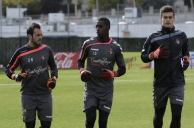 Cuatro ausencias para Almería