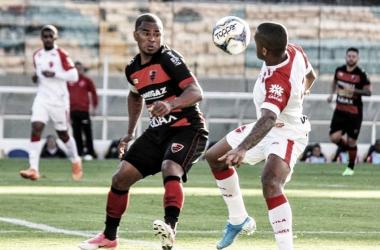 Oeste e Vila Nova ficam no empate e permanecem na parte inferior da tabela