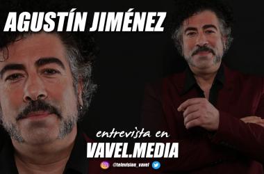 """Entrevista. Agustín Jiménez: """"Un artista evoluciona siempre que esté abierto a volver a aprender y a leer"""""""