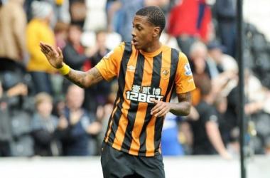 Nuevo gol para la Joya. Foto: Hull City oficial.