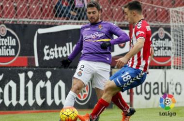 CD Lugo - Real Valladolid: puntuaciones del Real Valladolid, jornada 15